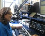 Me Operating the W1AW Station!